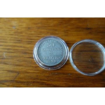 Moneta 30 kopiejek 2 złote 1839r. Srebro