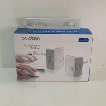 Wzmacniacz sygnału wifi Avidsen 108203 500Mbps
