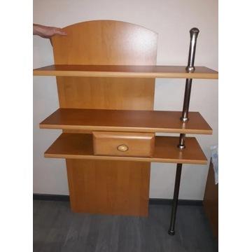 Półki System BRW Regał wiszący stojący szuflada