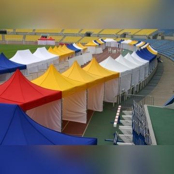 Namiot ekspresowy 3x3 Polski produkt z gwarancją