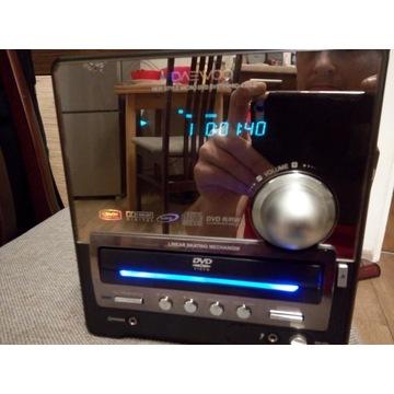 WIEŻA DAEWOO RD-430XB DVD