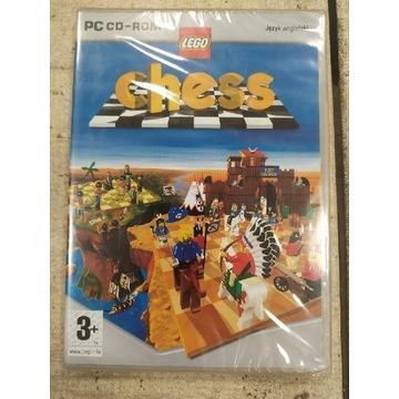 LEGO CHESS szachy PC W PUDEŁKU FOLIA
