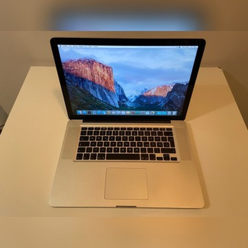 MacBook Pro 15 - Core 2 Duo 3.06GHz/4GB/500GB