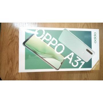 "OPPO A31 4/64GB, ekran LCD 6.5 "", potrójny aparat"