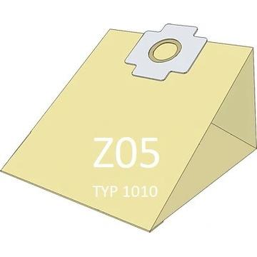 WORKI DO ODKURZACZA 5x WORWO Z05 typ 1010 ZELMER