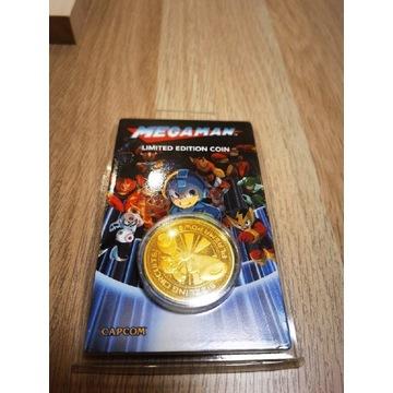 Megaman moneta kolekcjonerska