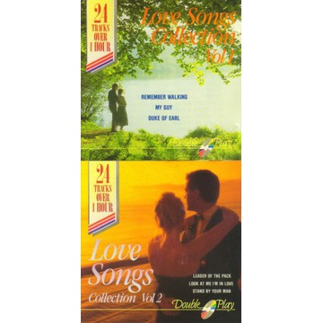 LOVE SONGS COLLECTION VOL 1 + VOL 2