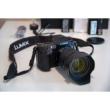 Panasonic Lumix S1, 24-105mm f4, gw, gratis