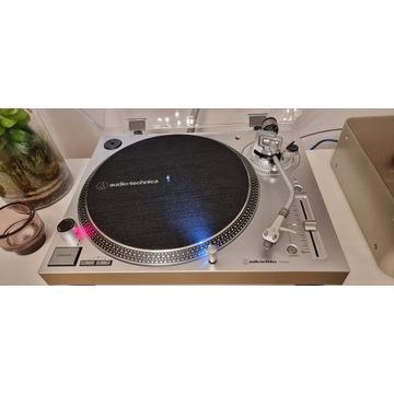 Gramofon Audio-Technica AT-LP120X (srebrny)At95sh