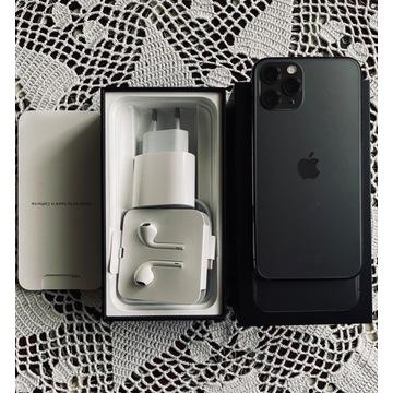 iPhone 11 Pro szary 64 GB - oryginalny zestaw