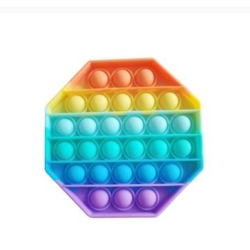 Push Pop Bubble Fidget antystresowa zabawka dla d