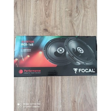 Glosniki focal auditor rcx 165
