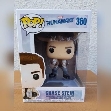 Figurka Funko Pop Chase Stein - Runaways - nr. 360