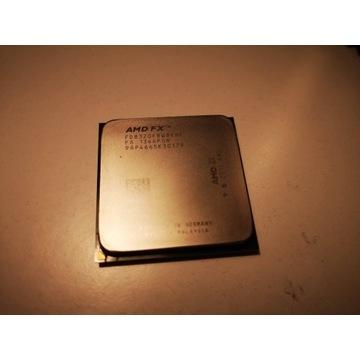 AMD FX Bulldozer 8320 4.0 Ghz turbo +++ chłodzenie