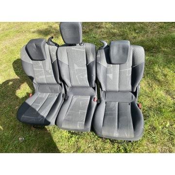 Fotele Renault Scenic 2 ISOFIX