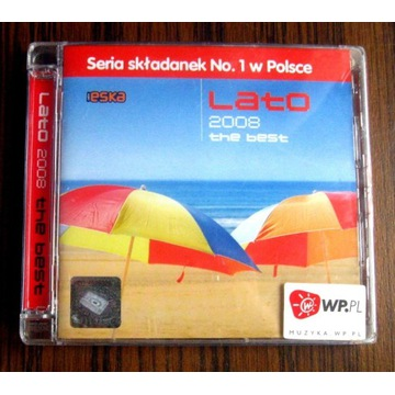 DANCE LATO 2008 THE BEST 2 CD eska folia