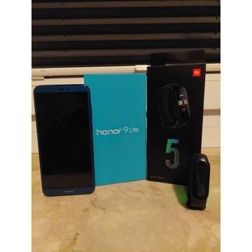 Honor 9 lite (3/32) + Xiaomi Mi Band 5 OKAZJA!