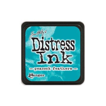 Distress Ink - tusz - Peacock Feathers