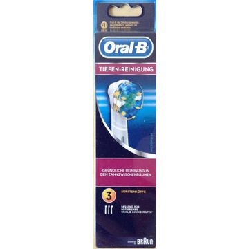 Końcówki BRAUN ORAL B Micropulse / Floss Action
