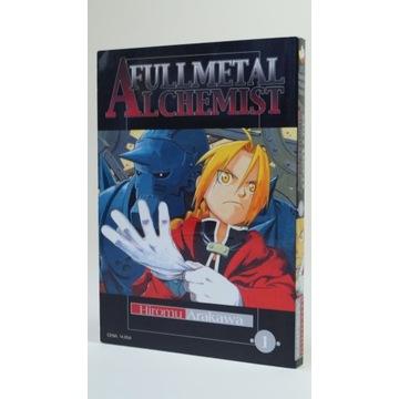 Fullmetal alchemist. Tom 1. - Hiromu Arakawa