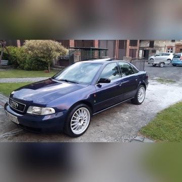 4x Alufelgi Audi A4 5x112 225/40/R18, 235/40/R18