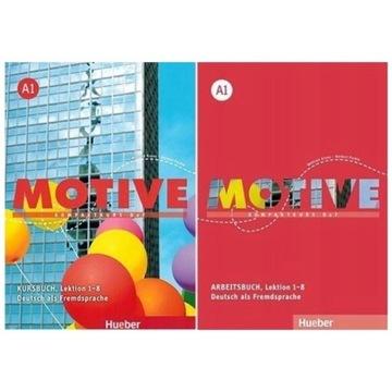Motive A1 KOMPLET + CD HUEBER