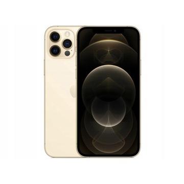 APPLE iPhone 12 Pro Złoty 512GB 5G