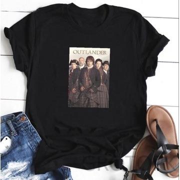 Koszulka t-shirt lato  Outlander serial S-XXL