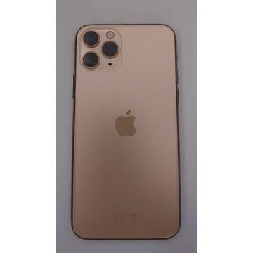 Złoty iPhone 11pro 64 GB
