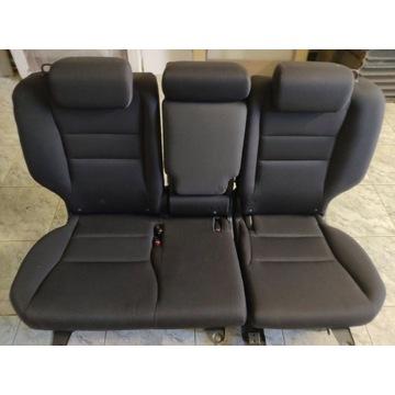 Tylna kanapa Honda CRV III