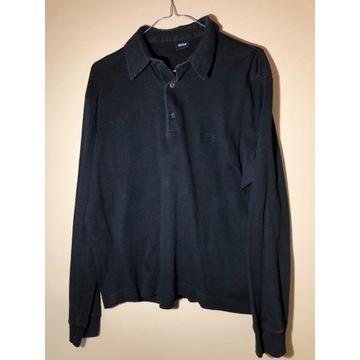 Polo shirt z długim rękawem Hugo Boss