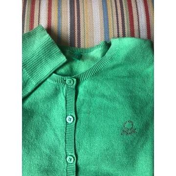 Sweterek Benetton L/140 cm