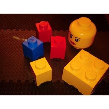 LEGO pudła do przechowywania duże warto