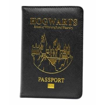 Okładka na paszport HARRY POTTER Hogwarts