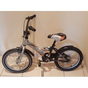 """Rower dla chłopca na kołach 16"""" w dobrym stanie"""