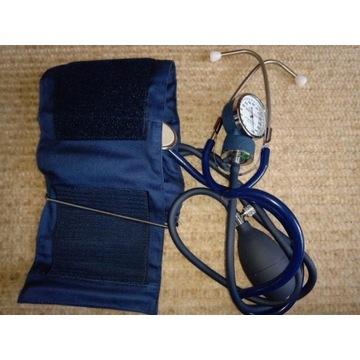 Aparat do mierzenia ciśnienia + stetoskop