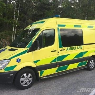 Ambulans Transport Medyczny Zabezpieczenia Medyczn