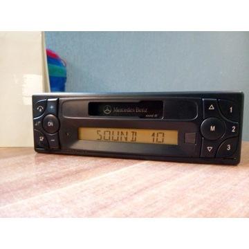 Radio Mercedes Becker sound 10 be 4133 + książka