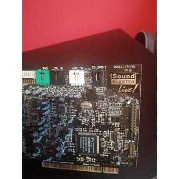 Sound bkaster live CT 4780