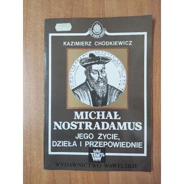 K.Chodkiewicz-Nostradamus i Kraków ognisko sił taj