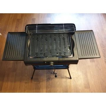 grill elektryczny, stołowy stojący 2000W termostat