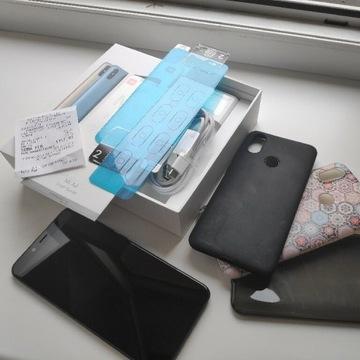 Xiaomi Mi A2 6/128 szkła etui gwarancja