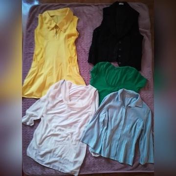Zestaw ubrań - MEGA PAKA - rozmiar 40.