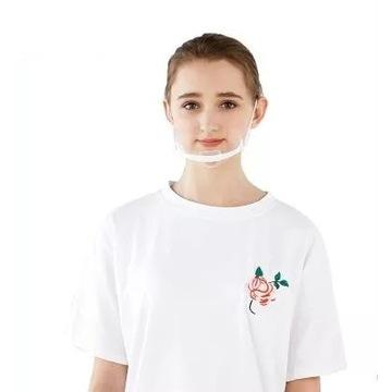 Mini przyłbica dla dzieci maska na usta i nos