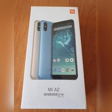Telefon Xiomi Mi A2 Gold 64 GB
