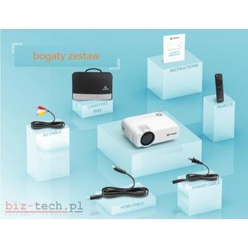 Projektor LED Vankyo Leisure 430 FHD NOWY PL 24h