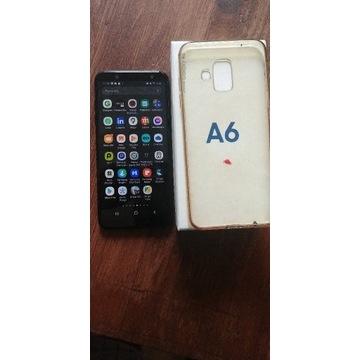 Samsung a6 stan bardzo dowbry warszawa