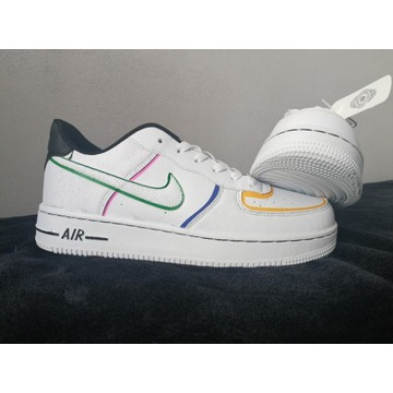 Buty Nike Air Force Low 1 Day of the Dead