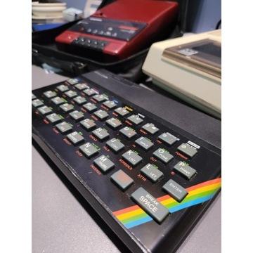 Zx spectrum i dodatki  stan kolekcjonerskie