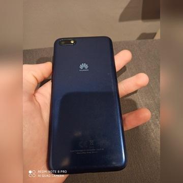 Huawei y5 2018 niebieski